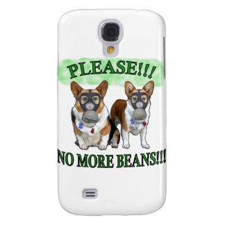 Please NO BEANS Galaxy S4 Case