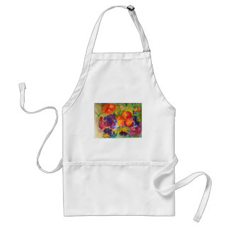 Plenty of Pansies Standard Apron