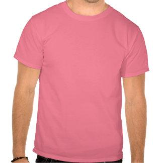 PLOK (pure cyan - lime green on pink) T Shirt