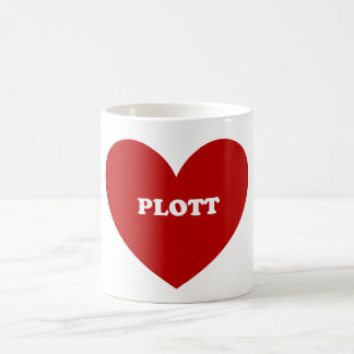 Plott Coffee Mug