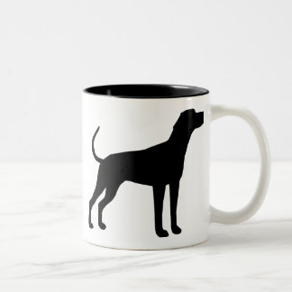 Plott Gear Two-Tone Coffee Mug