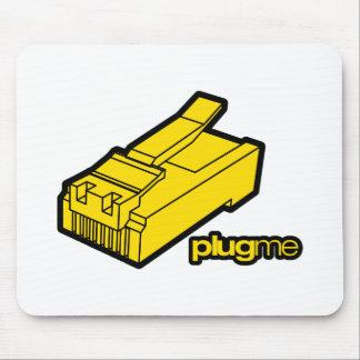 Plug me mousepads