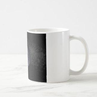 pluto basic white mug