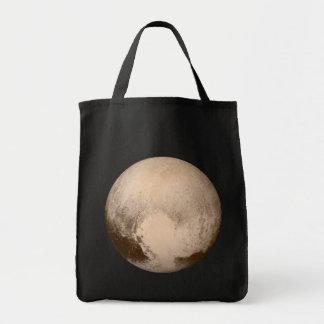 Pluto Heart-View Tote Bag