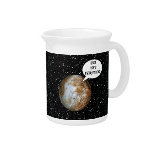 PLUTO - SIZE ISN'T EVERYTHING! (solar system) ~.jp Pitcher