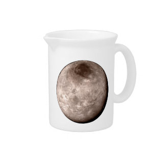 PLUTO'S MOON CHARON (solar system) ~~.png Drink Pitchers