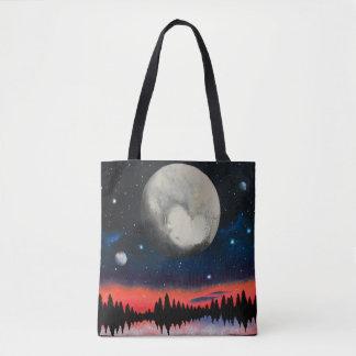Pluto's Pulse - Tote Bag