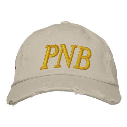PNB Cap Baseball Cap
