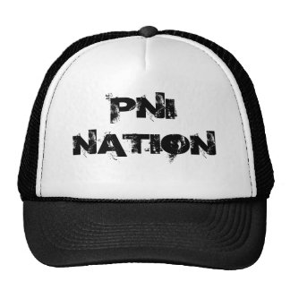 PNI NATION TRUCKER HATS
