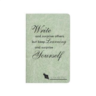 Pocket Notebook Journals