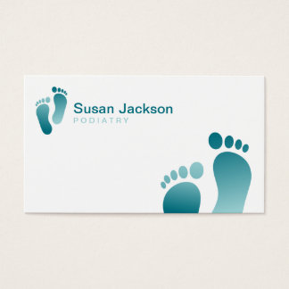 Podiatrist Business Card