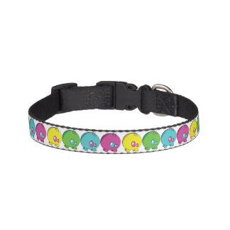 Pogo O.o Custom Multicolour Dog Collar