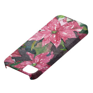 Poinsettia iPhone 5 Case