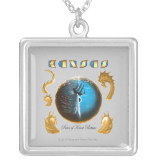 Point of Know Return Silver Plated Necklace