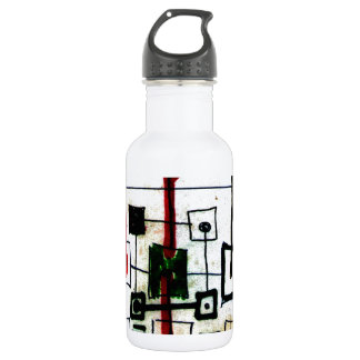 Points and links 532 ml water bottle