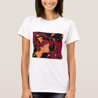 Poison Apple Abstract T-Shirt