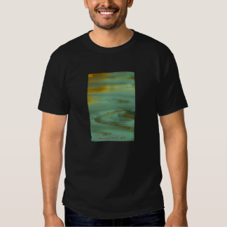 Poison Creek Wyoming Abstract Photography Design T Shirts