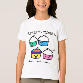 poison-cupcakes T-Shirt