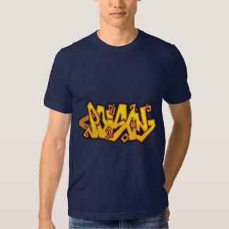 Poison Graffiti Art T Shirts
