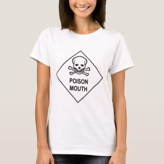 Poison Mouth - Handle With Care T-Shirt