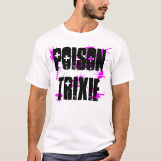 Poison Trixie Logo Shirt