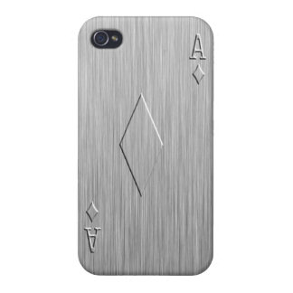Poker Ace iPhone case iPhone 4 Cover
