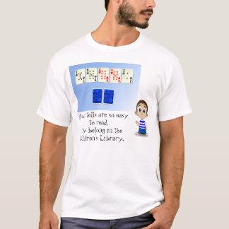 Poker Face Humor T-Shirt