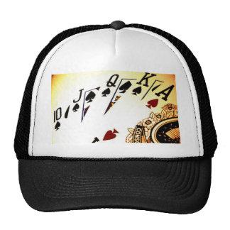 Poker Texas Hold'em Hat