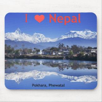 Pokhara Mouse Pad