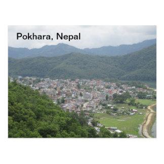 Pokhara, Nepal Postcards