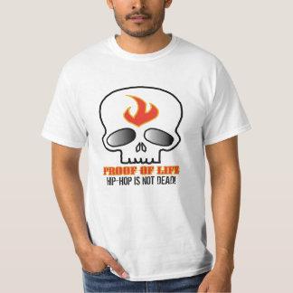 POL HIP-HOP IS NOT DEAD! - Customized T-Shirt