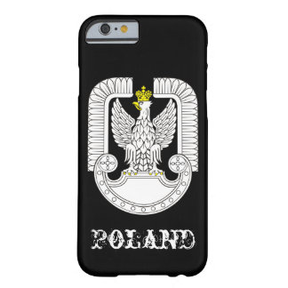 Poland Air Forces Barely There iPhone 6 Case