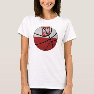 Poland Basketball Ladies Spaghetti Top