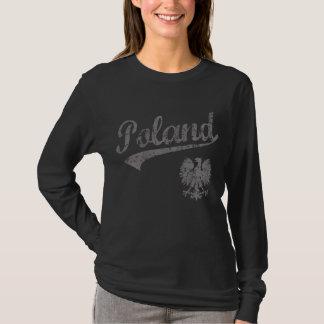 Poland Eagle Sport Style T-Shirt