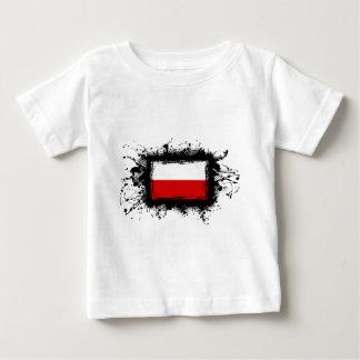 Poland Flag Baby T-Shirt