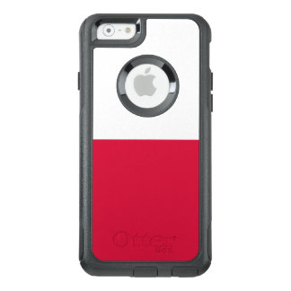 Poland Flag OtterBox iPhone 6/6s Case