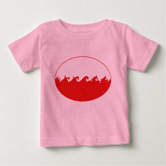 Poland Gnarly Flag T-Shirt