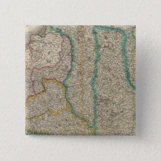 Poland, Lithuania 15 Cm Square Badge