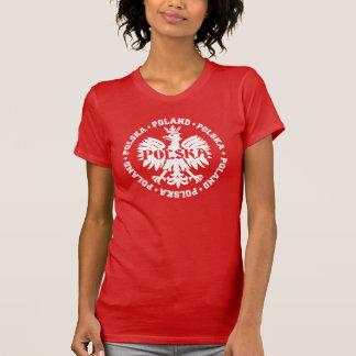 Poland Polska Crowned Eagle Symbol T-Shirt