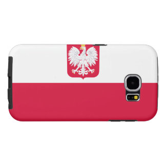 Poland Samsung Galaxy S6 Cases