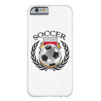 Poland Soccer 2016 Fan Gear Barely There iPhone 6 Case