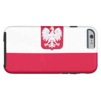 Poland Tough iPhone 6 Case