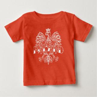 Poland White Eagle Ink Baby T-Shirt