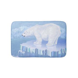 Polar Bear Bath Mats