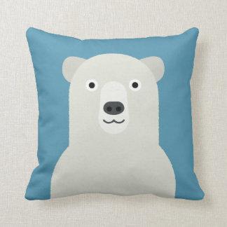Polar Bear Cushion