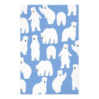 Polar Bear Day - Appreciation Day Stationery