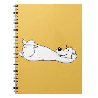 Polar bear note books