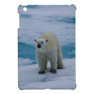 Polar Bear on pack ice Cover For The iPad Mini