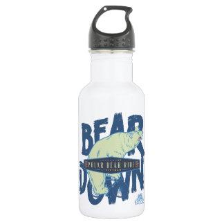 Polar Bear Ride 532 Ml Water Bottle