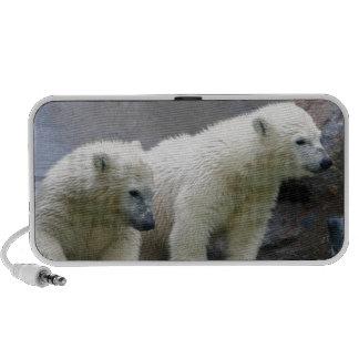 Polar Bear PC Speakers